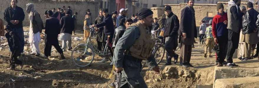 Taliban launch suicide assault against Bagram Air Base as the negotiations resume