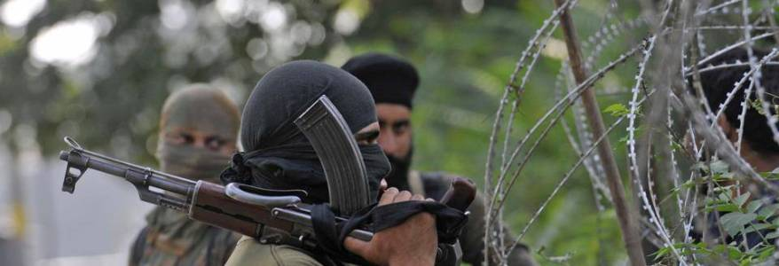 Terrorist groups fight among themselves in Jammu and Kashmir