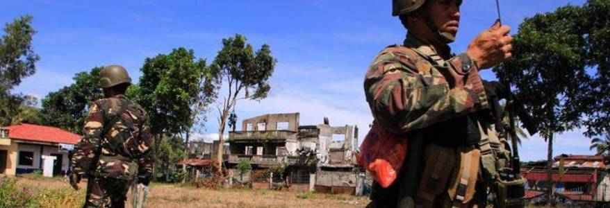 Terrorist violence in southern Philippines before Christmas