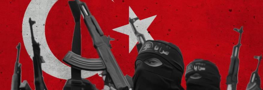 Turkey uses Turkmen Islamic State terrorist group members