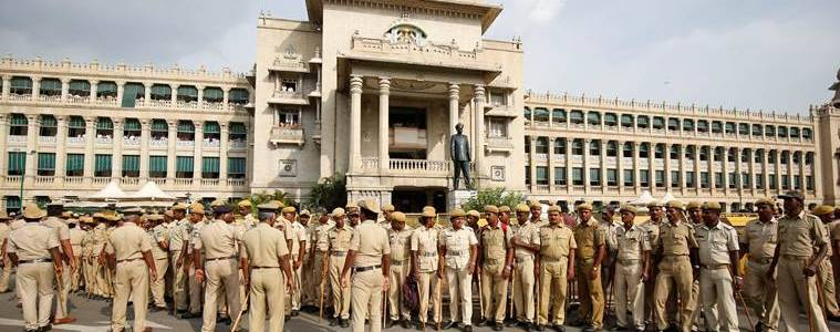 Bengaluru Police detain seventeen people in terror case
