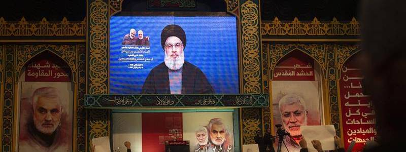 Hezbollah leader Hassan Nasrallah said that the attacks on Iraqi bases just the start