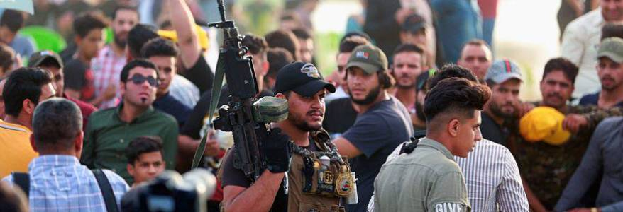 Iran-backed militias working together to drive U.S. forces from Iraq
