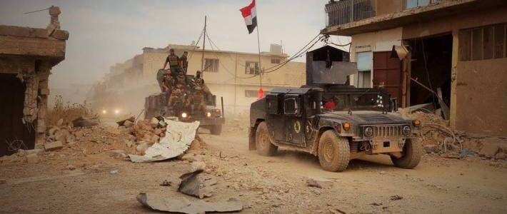Islamic State attacks Iraqi Border Police and kills one officer