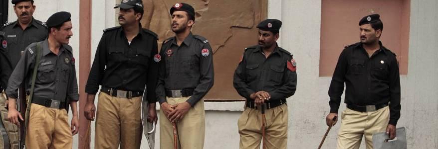 Pakistani anti-terrorism court sentences two suspects in terror financing case