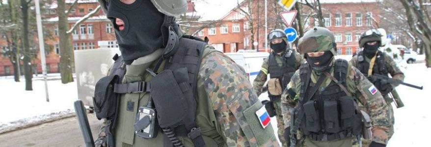 Russian special forces detained eleven Islamic State terror cells in Dagestan