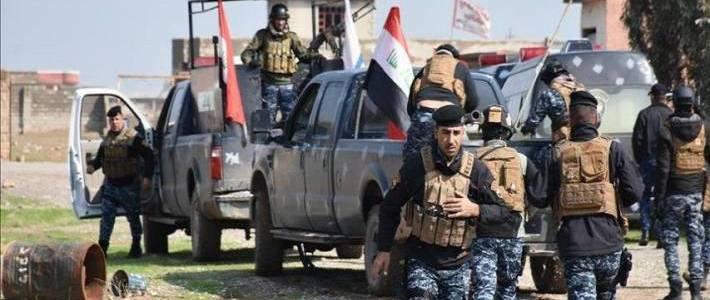 Six Islamic State members captured in Mosul
