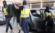 Spanish authorities arrest three al Qaeda terror suspects