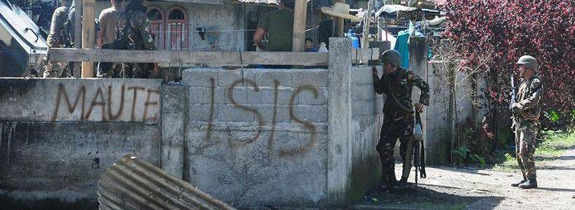 Terrorist group supporters yield in Lanao del Sur