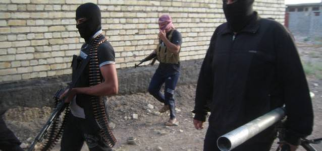 The Islamic State terrorists attacked Iraqi military checkpoints