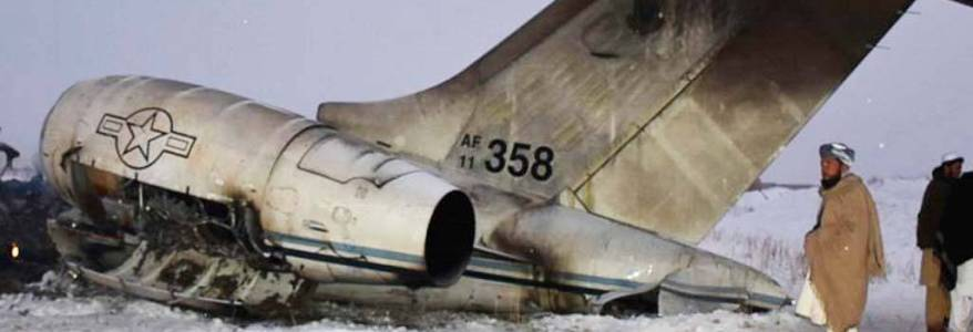 US plane crash adds to the Afghan war crisis and raising the Talibani threats