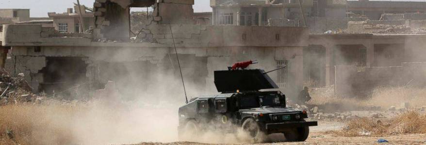 At least thirty nine Islamic State terrorists are killed in the latest operations in northern Iraq