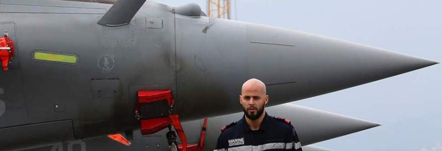 French warplanes from Charles de Gaulle mostly gathering info on the Islamic State terrorist group