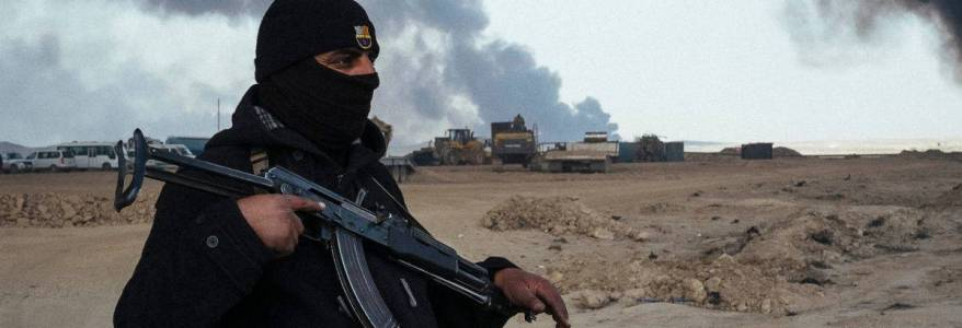 Islamic State terrorists launched an attack against Iraqi forces in Jalawla district