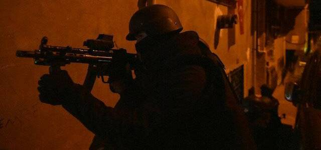 Turkish security forces destroyed 29 terrorist hideouts in eastern Turkey