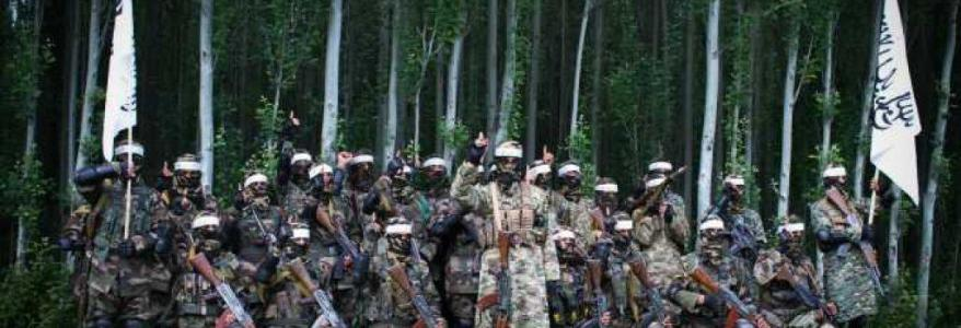 Taliban fighters train at Mullah Mansoor Military Camp – Pictures