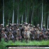 GFATF - Taliban fighters train at Mullah Mansoor Military Camp