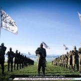 GFATF - Taliban fighters train at Mullah Mansoor Military Camp3
