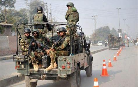 Two terrorists killed in DI Khan