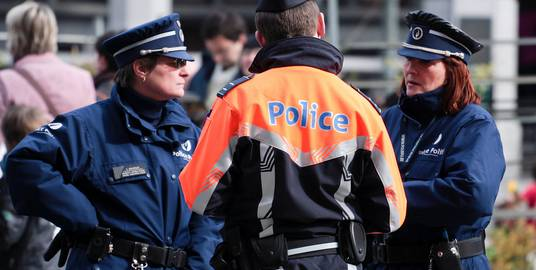 Belgian police search for man on terror list
