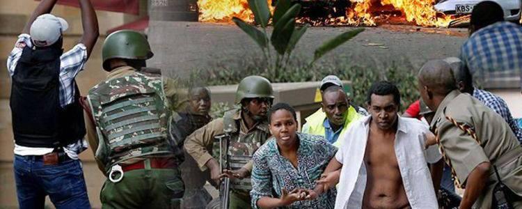 Kenya lost 83 people in terror attacks in 2019