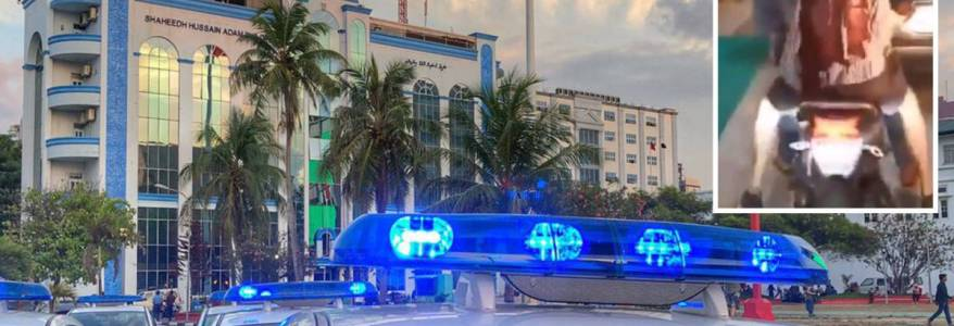 Maldives stabbing puts 44-year-old Australian man in hospital