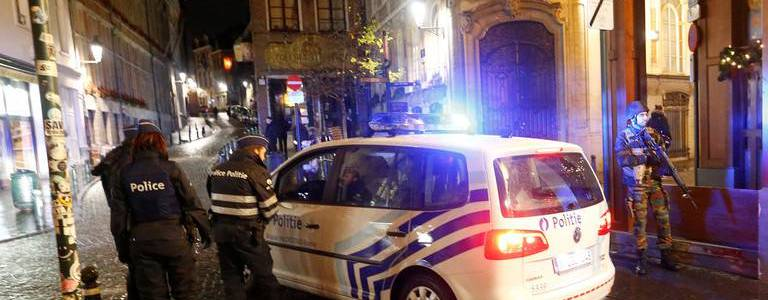 Two teens arrested in Belgium for pledging allegiance to the Islamic State and plotting knife attack