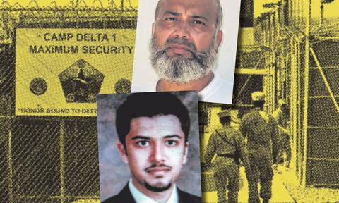 Once-accused Al Qaeda sympathizer released and flown to Pakistan by the United States Government