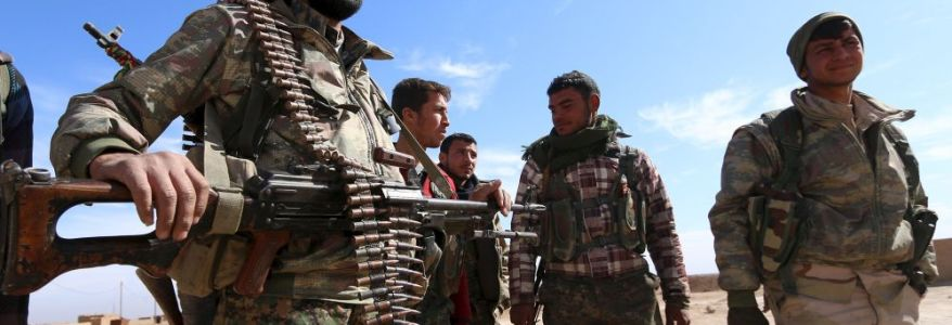 Kurdish security forces detained 125 Islamic State terror suspects in first phase of al-Hol campaign