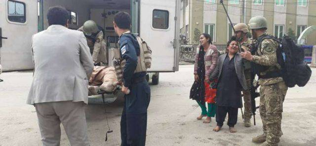 Taliban draws flak as suicide bombers targeted the Sikh Temple in Afghanistan