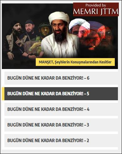 GFATF - LLL - Turkish website posts Islamic State videos, articles and editorials 14