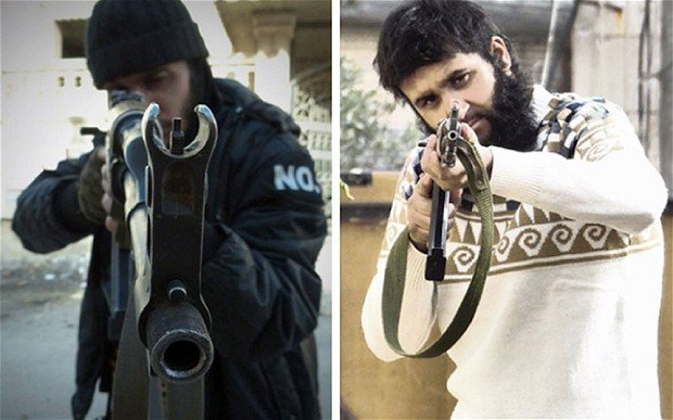 GFATF - LLL - Two Britons jailed for thirteen years for joining terrorist group in Syria 1