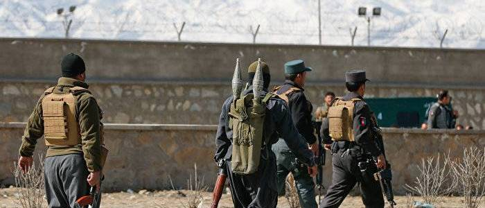 At least 28 Taliban militants are killed and wounded in Kandahar clashes
