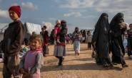 Coronavirus keeps the Bosnian families of Islamic State terrorists in Syrian camps