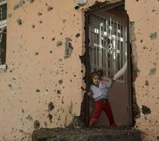 GFATF - LLL - Five people killed in terrorist attack in southeastern Turkey