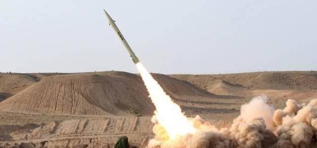 Five rockets hit a major U.S. air base in Afghanistan