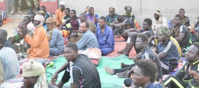 Forty-four Boko Haram terrorists found dead in Chadian prison
