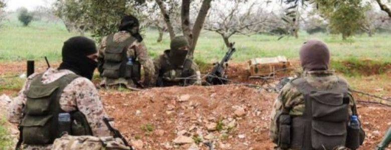 HTS terrorists attempt to kidnap commander of an armed group in the Aleppo countryside