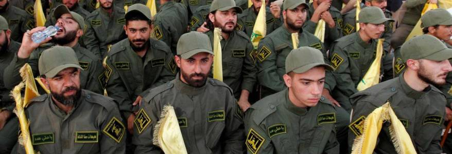 Hezbollah is the world's most heavily-armed terrorist group