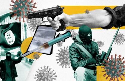 How the coronavirus crisis helps terrorists, traffickers and militants?