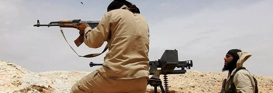 Iraqi Hezbollah fghters killed and many injured in the latest Islamic State attack on Syria's Al-Mayadin