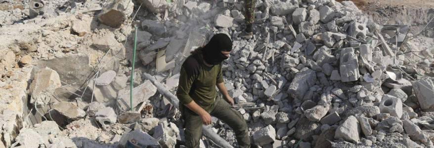 Islamic State leader hiding from coronavirus plague as terrorists move underground