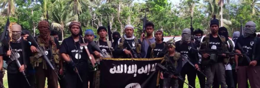 Islamic State-linked groups monitored in Marawi