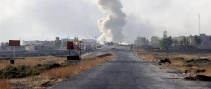 Islamic State roadside bomb kills one and injures six Iraqi soldiers in Kirkuk