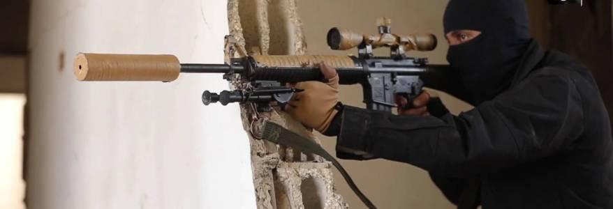 Islamic State sniper injures seven Iraqi officers in northeastern Diyala
