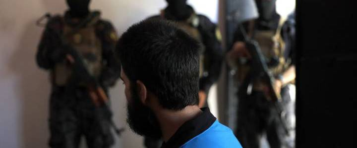 Islamic State terrorist claims he received training in Turkey before going to Iraq