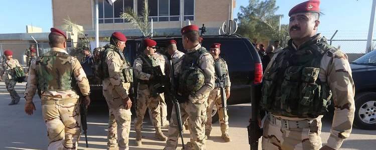 Islamic State terrorists attacked the Iraqi Army in Tuz Khurmatu