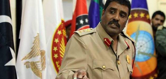 Libyan Army forces arrested the most dangerous Egyptian terrorist in Libya