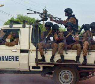 GFATF - LLL - One soldier and six terrorists are killed in the latest clashes in Burkina Faso
