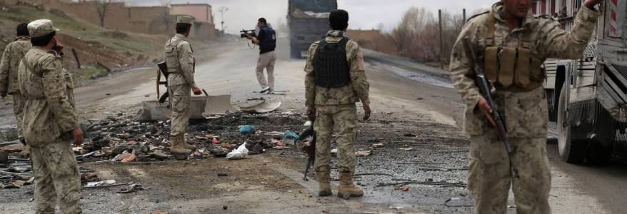 Senior security official killed in the latest blast in Helmand province in Afghanistan
